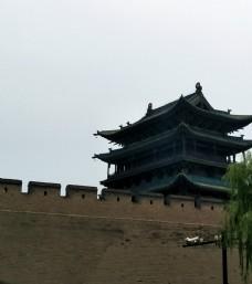 山西平遥古城墙