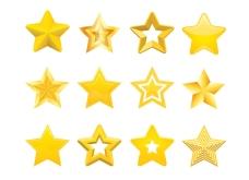 五角星素材