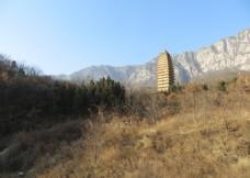 嵩山法王寺塔
