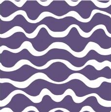 紫色波浪纹理背景图