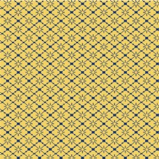 简约黄色格子背景图