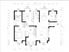 建筑设计建筑平面图