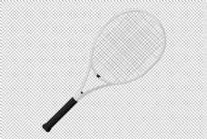 网球拍免抠png透明图层素材