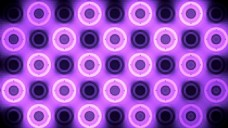 酒吧背景大屏幕紫色光辉特效视频素材
