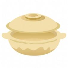 砂锅素材图片