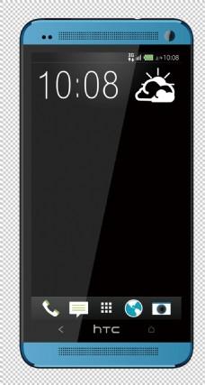 安卓智能手机效果图免抠png透明图层素材