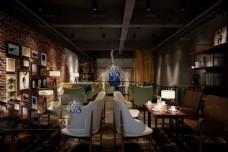 时尚大气娱乐空间休息室模型下载