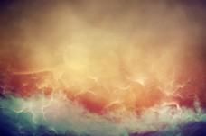 水彩手绘素色背景