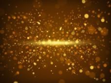 金色光效矢量素材