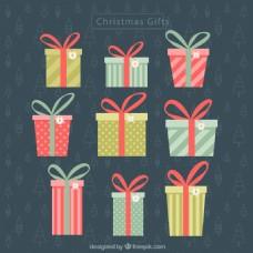 圣诞礼品盒子
