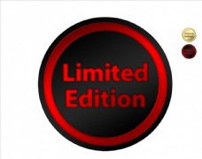 红色图标logo