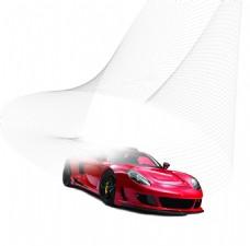 红色车包装豪车跑车汽车素材