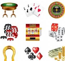 赌场矢量实用
