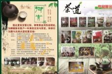 日照绿茶画册内页