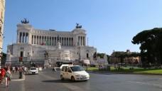威尼斯广场罗马
