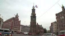 阿姆斯特丹铸币塔标志