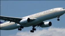 SA的空客A330降落