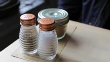 盐和Pepper Shakers