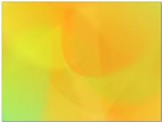 黄绿背景视频素材