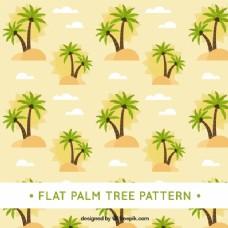 棕榈树模式