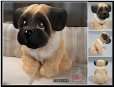 卡通动物小狗模型