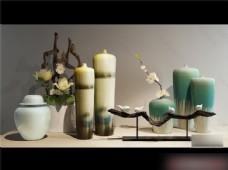 花瓶模型素材下载