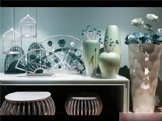 中式花瓶模型素材下载