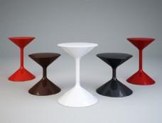 3d现代凳子模型