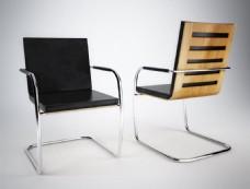 3dmax办公椅子模