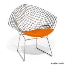 铁艺椅子模型