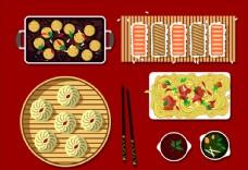 中秋节团圆饭