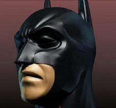 蝙蝠侠图片3d模型