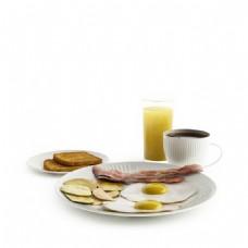 健康营养美味早餐搭配3d模型