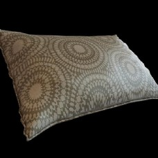 花纹布艺枕头模型