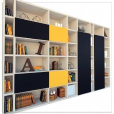 大型书柜模型下载