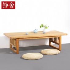 日式茶台实木小桌子
