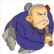 古代卡通人物