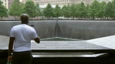查看911多座纪念纽约的人