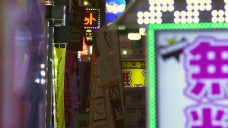 东京日本霓虹灯