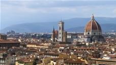 佛罗伦萨大教堂远射