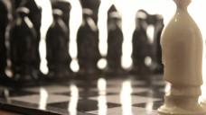 陶瓷象棋集:反对黑(拉焦点)
