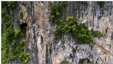 山脉动态视频素材