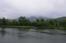 阴雨植物园