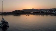 Dusk希腊岛湾