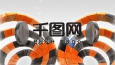 变形机械文字logo展示