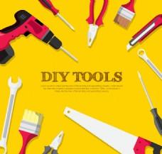 11款创意diy工具设计矢量