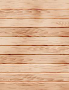 矢量逼真质感木质纹理背景