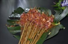 麻辣串串牛肉串