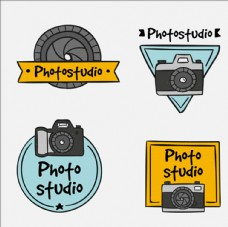 影楼摄影工作室标志