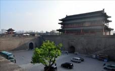 西安古城墙瓮城